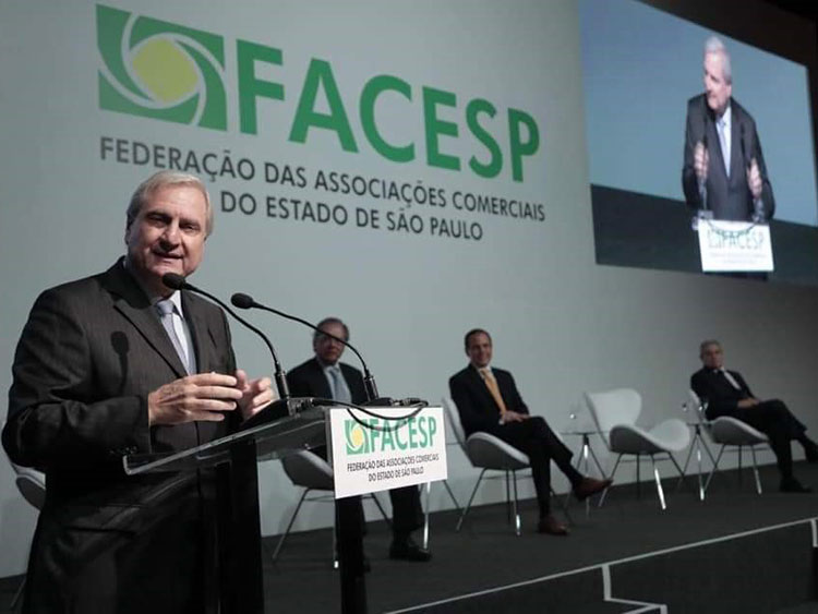 Posse do Presidente da FACESP 2019